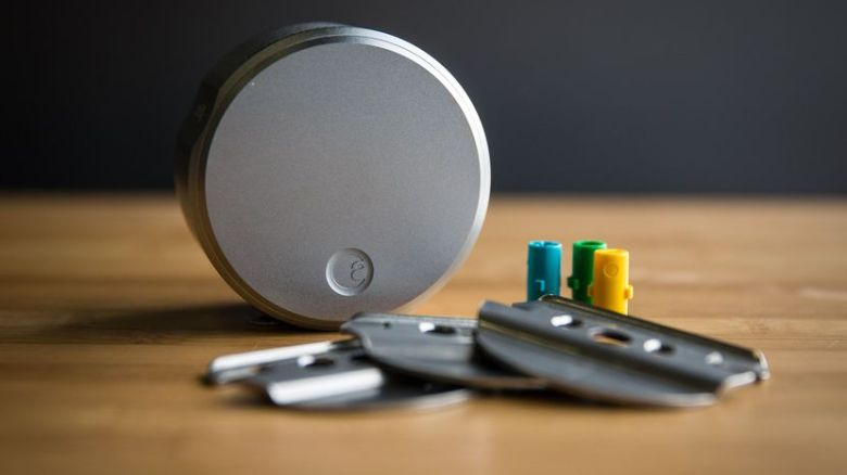 August Smart Lock (image: CNET)